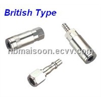British Couplers