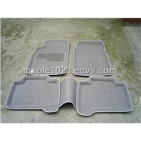 Car mat (Car 3D carpet)