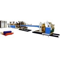 Double Layer Common Sheet Extruder
