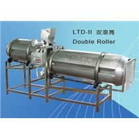 Double Roller Flavoring Machine