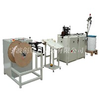 Double-wire forming machine