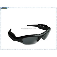 Eyewear Video Recorder with 1.3 mega pixels Camera, 2G memory