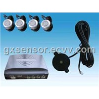 Fashionable LED parking sensor with Buzzer