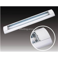 Fluorescent lamp fitting
