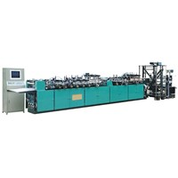 High-Speed Three-Side Sealing Bag-Making Machine (RZD-600C)