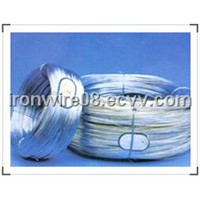 Hot Dipped Galvanized Low Carbon Steel Wire