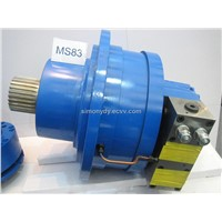 MS Hydraulic Piston Motors