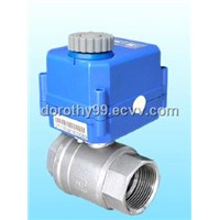 KLD100 electric valve