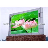 LED sign aboard--outdoor full color
