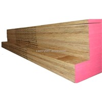 LVL scaffold boards