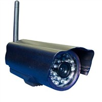 Low cost wireless IR IP camera