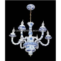 Porcelain Chandeliers & Pendant Lighting MD6008-6