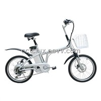 QD-002 foldaway electirc bicycle