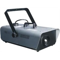 Remote control fog machine