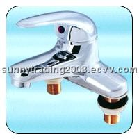 Single Lever Lavatory Faucet