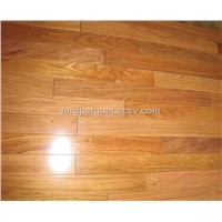 Solid Jatoba (Brazilian Cherry) Flooring