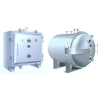 Square and Cylinder Vacuum Dryer