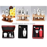 Stainless Steel Bar Accessories: Barware Set