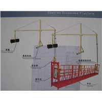 Suspension Power Work Platform