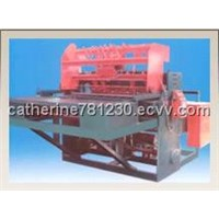 Welded Mesh panels Machine