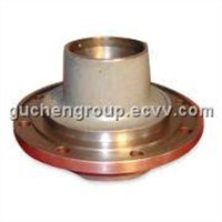 Wheel Hub For Truck And Trailer