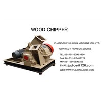 Wood Chipper and Sawdust Piece Machine
