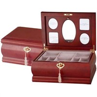 Wooden Jewellery Box-WB-007