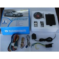 car alarm system with power window closer
