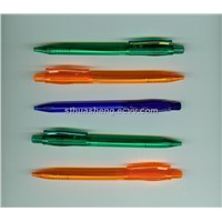 color promotional pen,plastic pen,ball pen