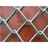 Chain Link Fence- Diamond  Mesh