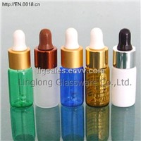 dropper glass bottle