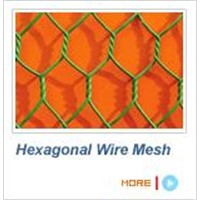 hexagonation wire netting
