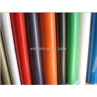 high-gloss pvc film