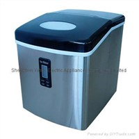 ice maker with LCD displayer/ ice maker