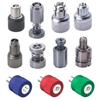panel fastener assemblies captive screws spring fastener quick access bolts