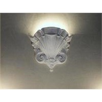 plaster wall lamp