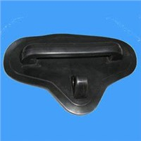 plastic triangular handle
