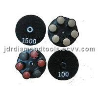 polishing pads for concrete floor