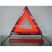 reflector warning triangle