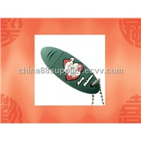 christmas usb flash drives china