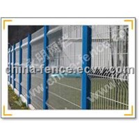 Wire Mesh Fence (1)