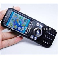 Quad-Band Slide Dual SIM TV Mobile Phone (CW-S3000)