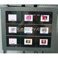 15 inch touch display,touch screen monitor