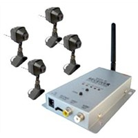 2.4GHz Wireless Mini Security Camera System (SW-201)