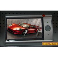 "7"" LCD Advert Player With Body Infrared Sensor (AD-7011B)"