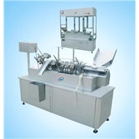 Ampoule drawstring filling and sealing machine