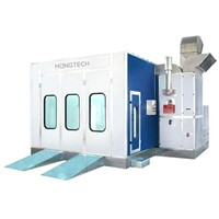 Auto Paint Booth (SBA300)
