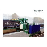 Brick Making Machine - Hydraulic Bucket Excavator