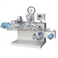 CD-100 Automatic labeling and rewinding machine