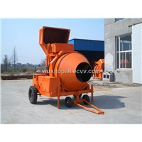 Cement & Concrete Mixer(